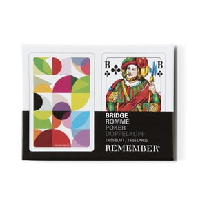 Hracie karty Remember Solena