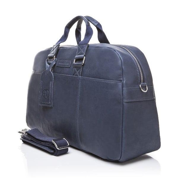 Pánska kožená taška Ferruccio Laconi 100 Ocean