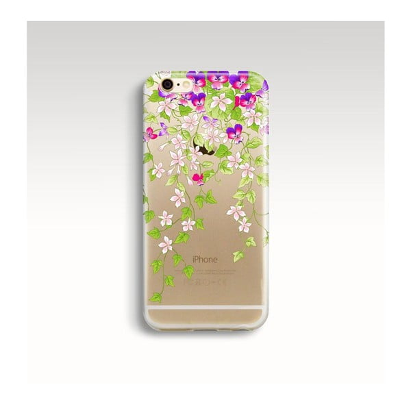 Obal na telefón Floral III pre iPhone 5/5S