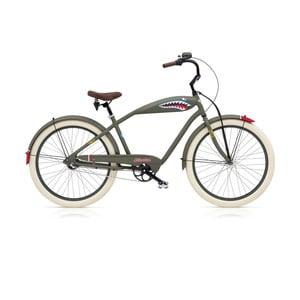 Pánsky bicykel Tiger - Shark 3i Midway Grey