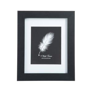 Rámik na fotografiu 20x25 cm, čierny