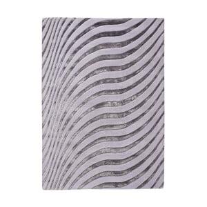Koberec Nadir 120 Light Grey, 110x170 cm