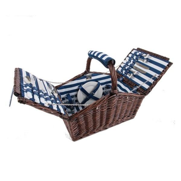 Piknikový košík pre štyroch Navigate Coastal