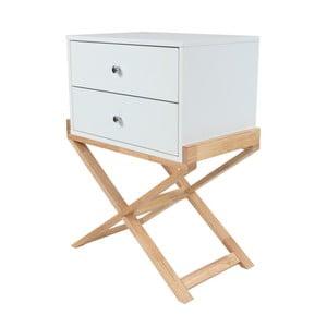 Odkladací stolík s úložným priestorom 360 Living Vina 322