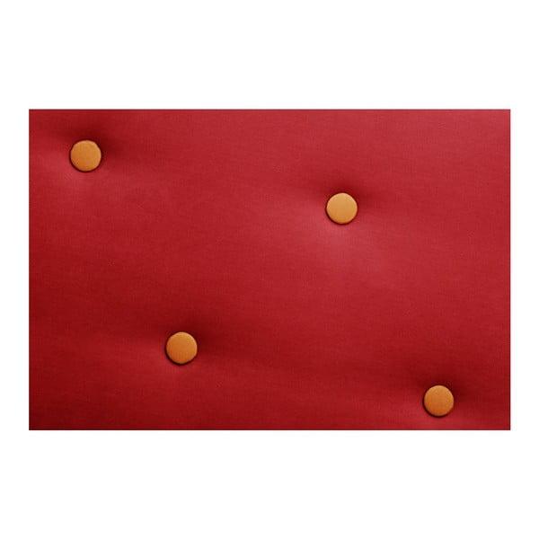 Pohovka Constellation Grand Red s leňoškou na pravej strane