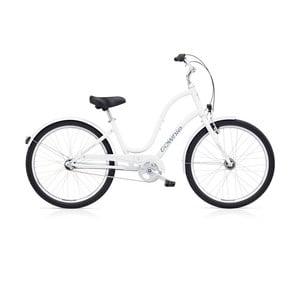 Dámsky bicykel Townie Original 3i EQ White
