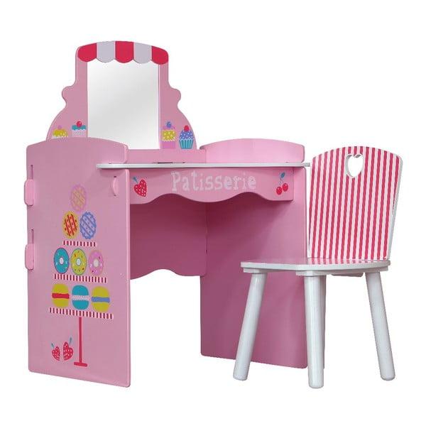 Set stolíka a stoličky Patisserie