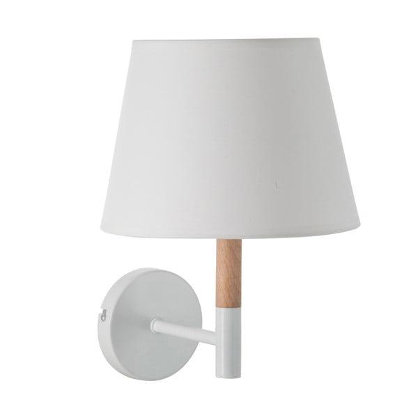 Nástenná lampa Vintage White