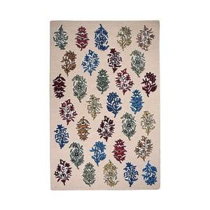 Vlnený koberec Balsam Beige, 160x230 cm