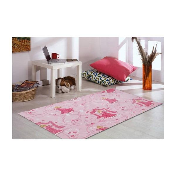Koberec Princess Pink, 120x160 cm