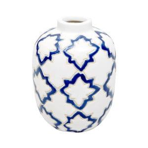 Kameninová ručne maľovaná váza a'miou home Sapora
