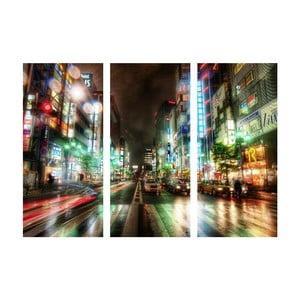 3dielny obraz Mesto