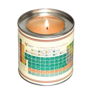 Sviečka s vôňou vanilky a pižma Rex London Periodic Table, doba horenia 40 hodín
