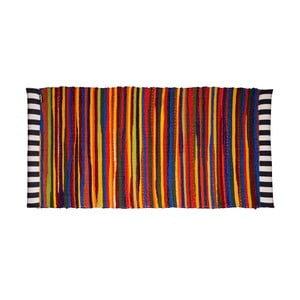 Koberec Lona Stripes, 90x50 cm