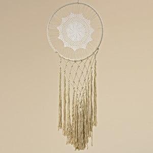 Biely bavlnený lapač snov Boltze Alessia