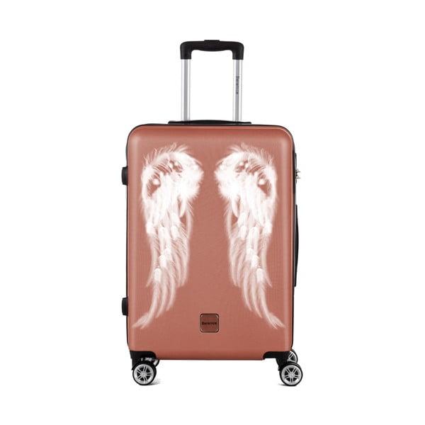 Sada 3 staroružových cestovných kufrov Berenice Wings