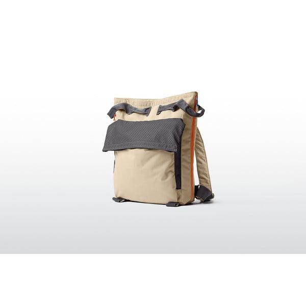 Béžová plážová taška / batoh Terra Nation Tane Kopu, 20 l