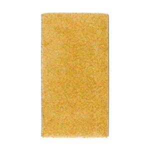 Žltý koberec Universal Tivoli, 60×115cm