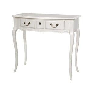 Konzolový stolík z kaučukového dreva Livin Hill Limena