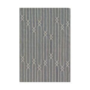 Ručne tkaný koberec Kilim JP 11179 Grey, 60x100 cm