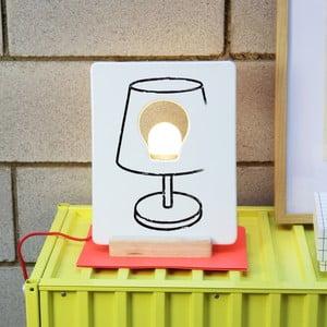 Kresliaca lampa