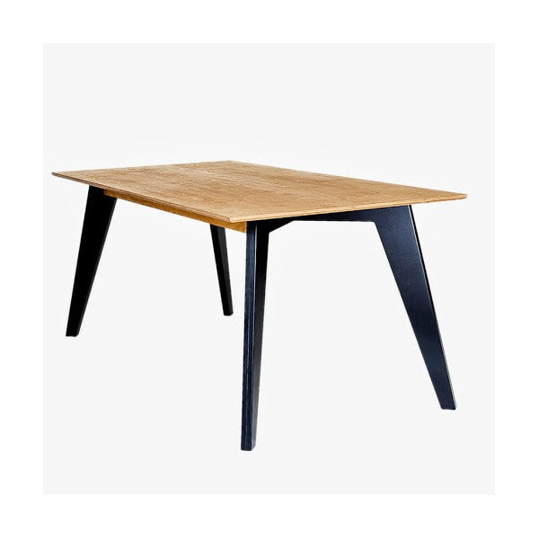 Jedálenský stôl Huh Oak, 150 cm
