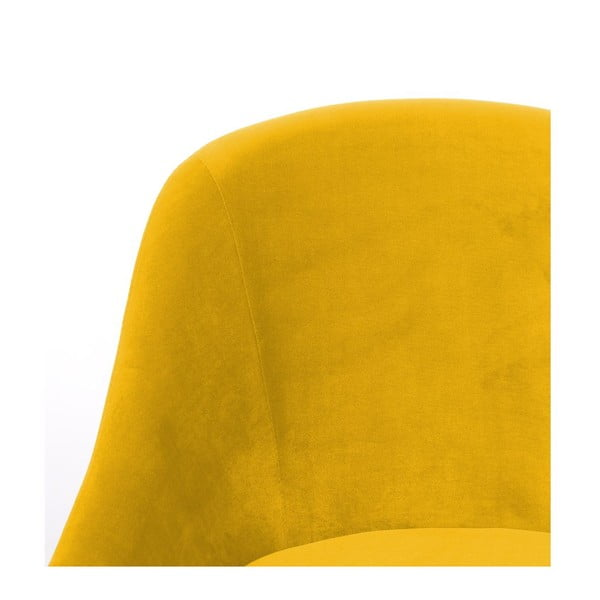 Kreslo Herman Yellow