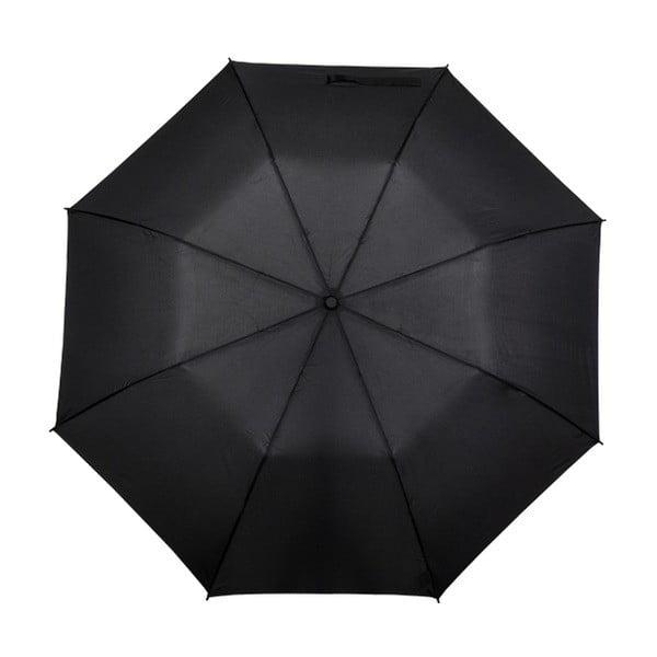 Dáždnik Ambiance Falconetti Black