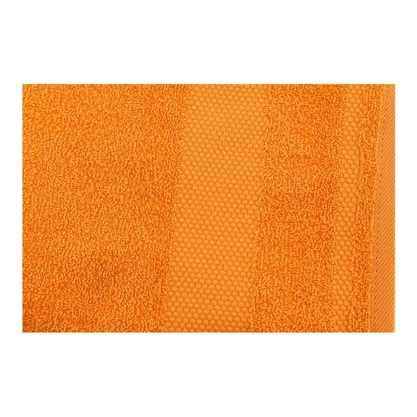 Sada 2 oranžových uterákov Tommy
