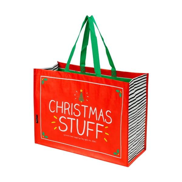 Taška na vianočné darčeky Happy Jackson Christmas Stuff