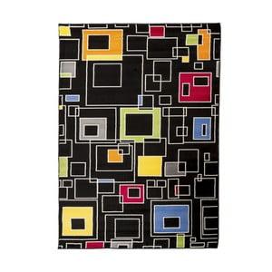 Vysokoodolný koberec Floorita Popart, 117 x 170 cm