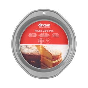 Guľatá forma na pečenie torty s nepriľnavým povrchom Dexam Cake, ø 20 cm