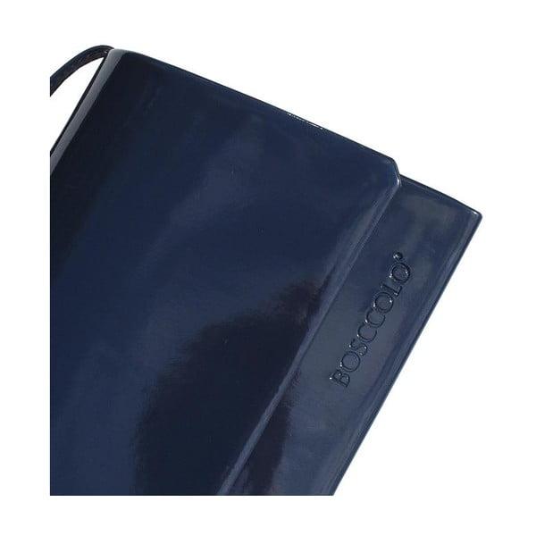 Kožená kabelka/listová kabelka  Boscollo Blue 2415