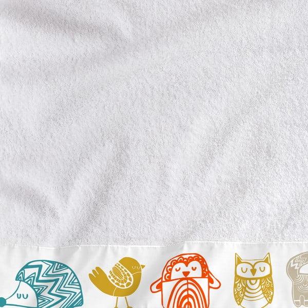 Set 2 osušiek Moshi Moshi Teepee, 50x100 a 70x140cm