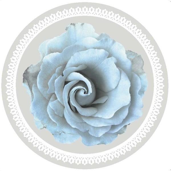 Sada 2 prestieraní Blue Rose