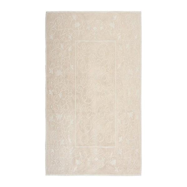 Bavlnený koberec Kinah 160x230 cm, krémový