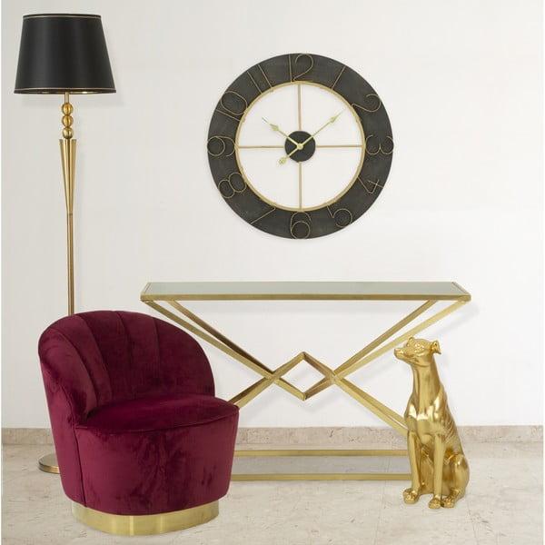 Dekoratívna soška v zlatej farbe Mauro Ferretti Cane