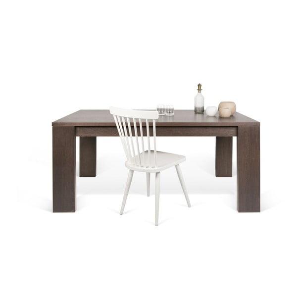 Jedálenský stôl v dekore tmavého dreva TemaHome Horizon
