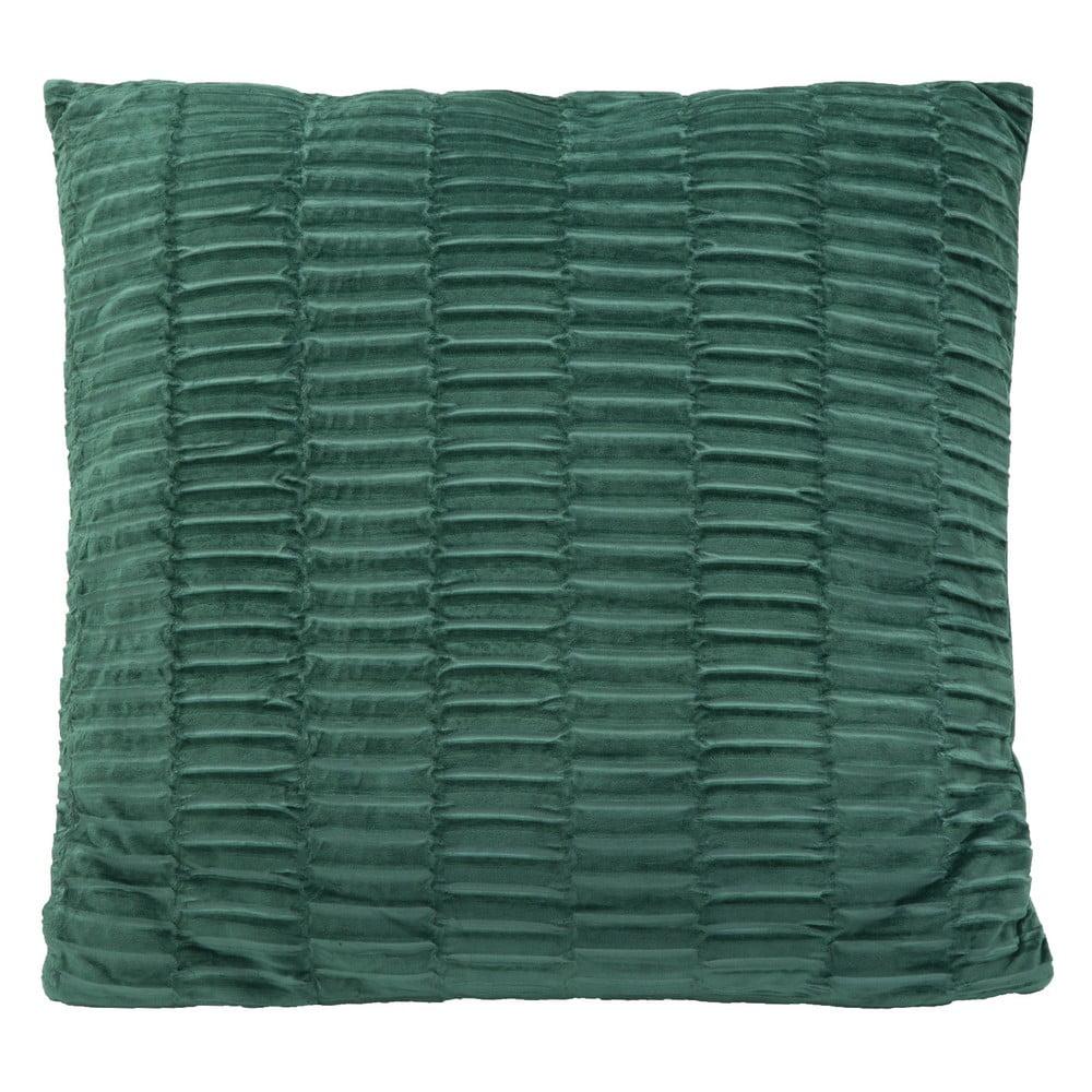 Smaragdovozelená obliečka na vankúš Mauro Ferretti Verde