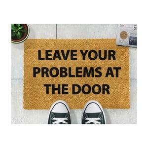 Rohožka Artsy Doormats No Problems, 40 × 60 cm