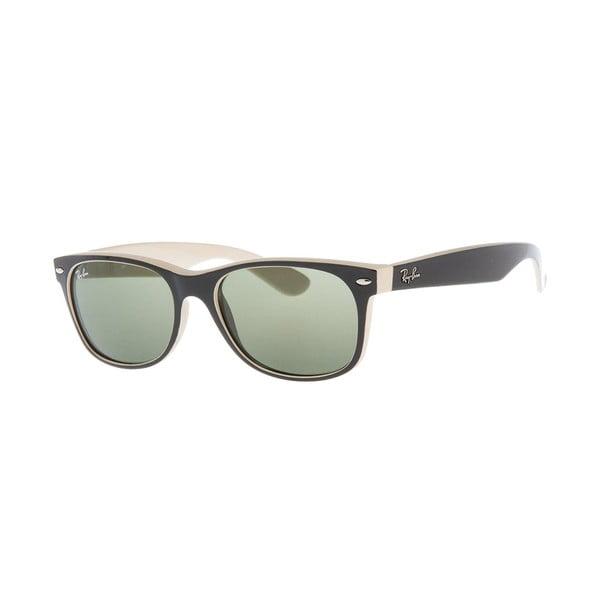Unisex slnečné okuliare Ray-Ban 2132 Black/Cream 55mm