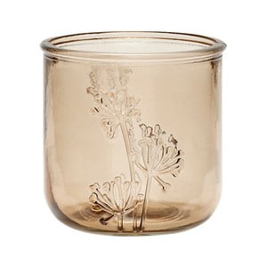 Svietnik na čajovú sviečku Hübsch Dandelion