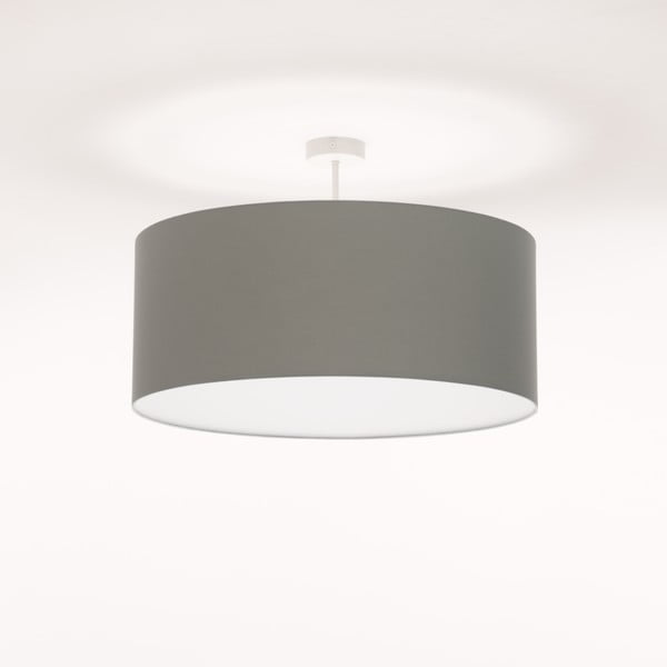 Svetlomodré stropné svetlo 4room Artist, Ø 60 cm