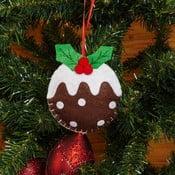 Vianočná ozdoba Neviti Christmas Pudding