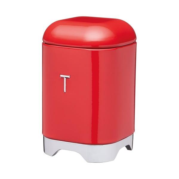 Dóza na čaj Lovello, červená