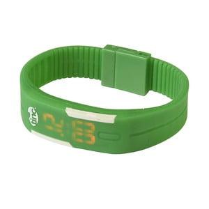 Zelené LED hodinky TINC Original