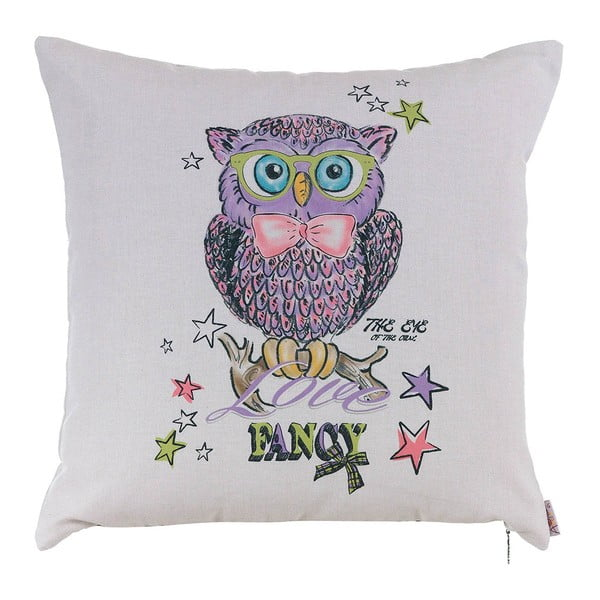 Vankúš s náplňou Fancy Owl
