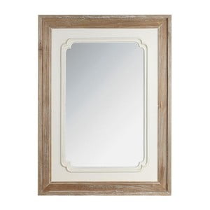Nástenné zrkadlo In Beige, 62x82 cm