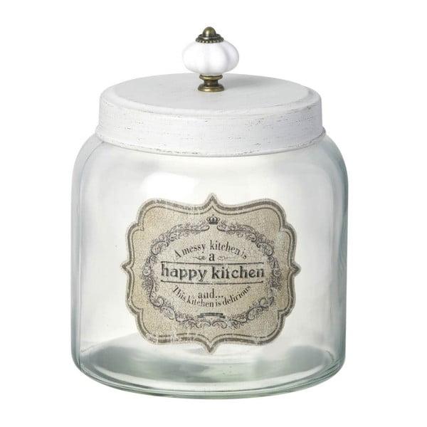 Dóza s vrchnákom Happy Kitchen, 20 cm