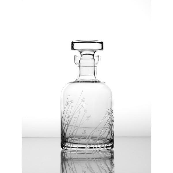 Ateliér Žampach, whisky set Len s dvomi odlievkami